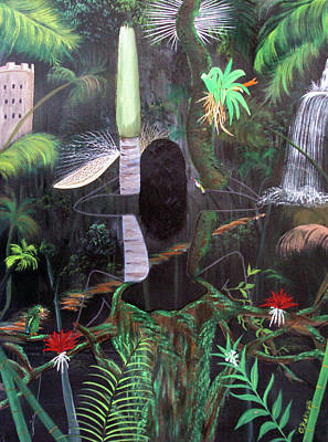 La Madre Del Bosque Poster