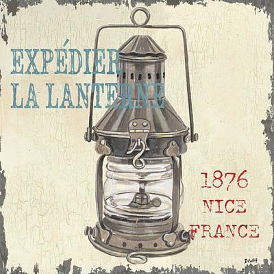 La Mer Lanterne Poster