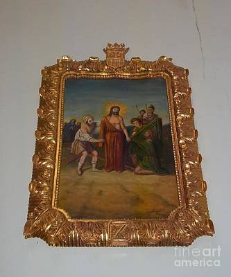 La Merced Via Crucis 10 Poster by Vladimir Berrio Lemm