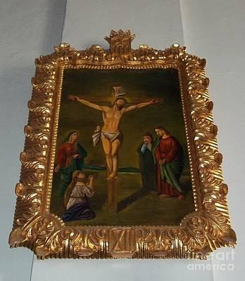 La Merced Via Crucis 12 Poster by Vladimir Berrio Lemm