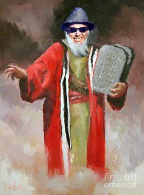 La Moses Poster