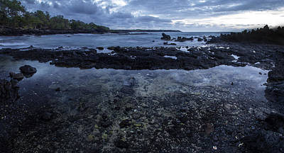 La Perouse Tide Pools Poster