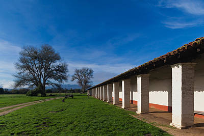 La Purisima Mission State Historic Poster by Panoramic Images