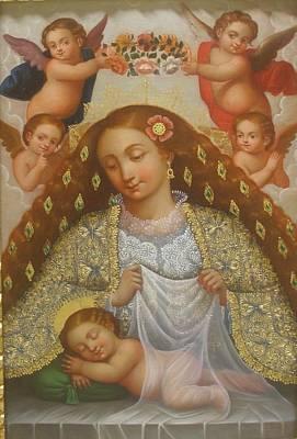 La Virgen Del Sueno Poster