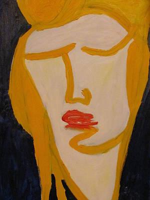L.a. Woman Poster by Shea Holliman