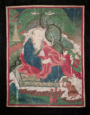 Ladakh, India Pre-17th Century Poster by Jaina Mishra
