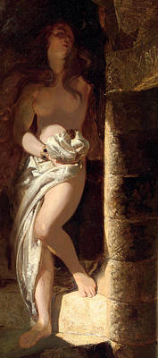Lady Godiva  Poster by Edward Henry Corbould