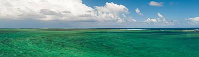 Lagoon, Chamarel, Mauritius Island Poster