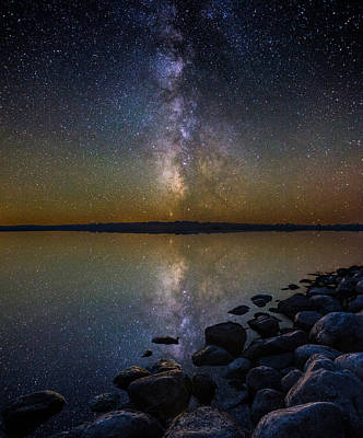 Lake Benton Poster by Aaron J Groen