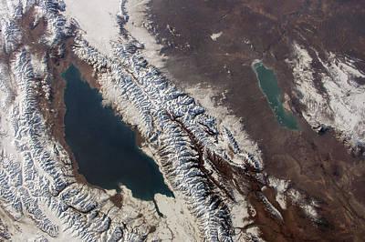 Lake Issyk Kul Poster