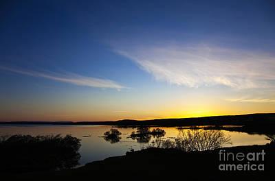 Lake Myvatn Poster