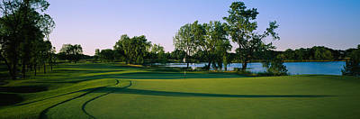 Lake On A Golf Course, White Deer Run Poster by Panoramic Images