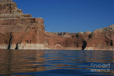 Lake Powell Landscape Poster