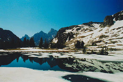 Lake Solitude Poster