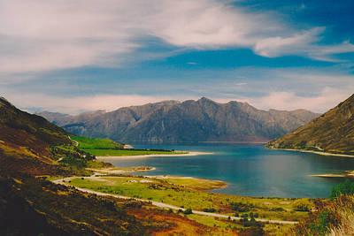 Lake Wanaka Poster by Jon Emery