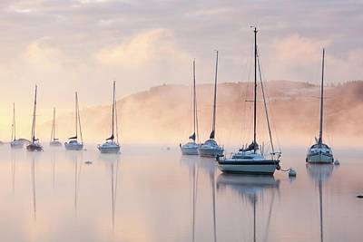 Lake Windermere Poster by Ashley Cooper