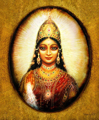Lakshmis Blessing Poster