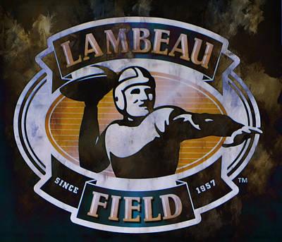 Lambeau Field Poster