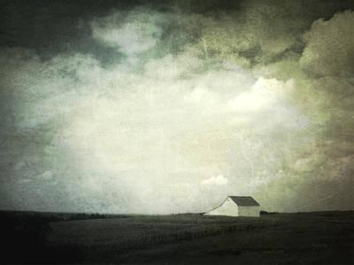 Lancaster Ohio Barn 3 Poster