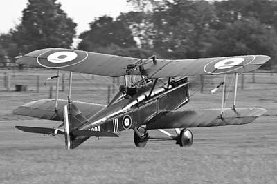 Landing Se5a Poster