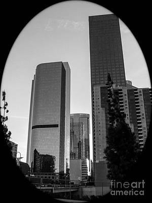 Landscape A10h Los Angeles Poster