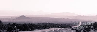 Landscape B10h Taos Nm Poster