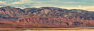 Landscape With Mountain Range Poster by Panoramic Images