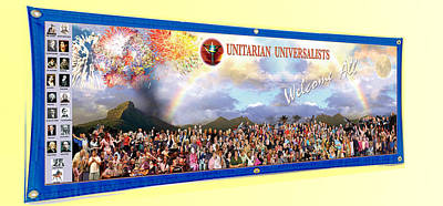 Large Banner 15x4 Poster