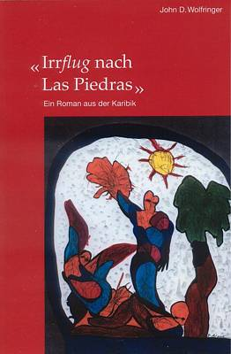 Las Piedras  Book Cover Illustrated By Darrell Black Poster