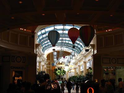 Las Vegas - Bellagio Casino - 12128 Poster by DC Photographer