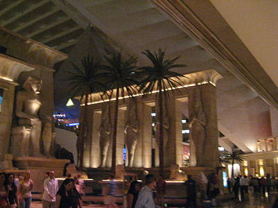 Las Vegas - Luxor Casino - 12124 Poster by DC Photographer