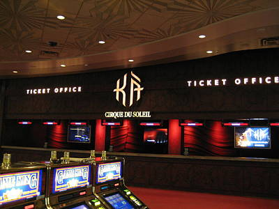 Las Vegas - Mgm Casino - 12126 Poster by DC Photographer