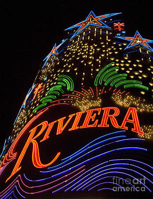 Las Vegas Neon 1 Poster
