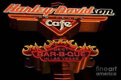 Las Vegas Neon 14 Poster
