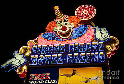Las Vegas Neon 2 Poster