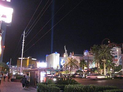 Las Vegas - New York New York Casino - 12128 Poster