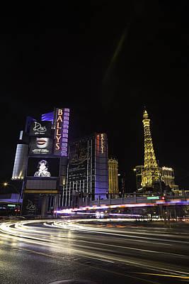 Las Vegas Traffic 11 Poster
