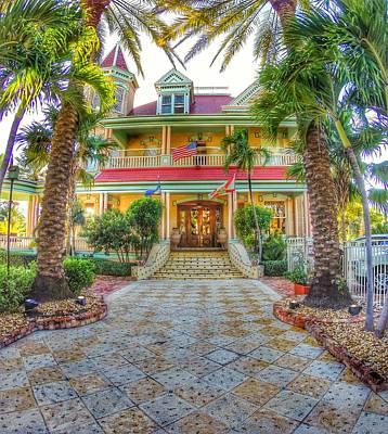 Last House On Duval Poster by Erik Kaplan