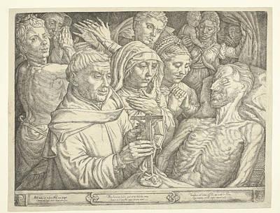 Last Sacrament, Jan Cornelisz Vermeyen Poster