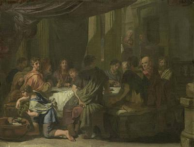 Last Supper, Gerard De Lairesse Poster