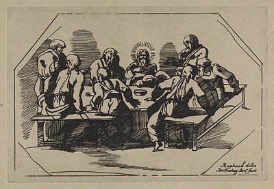 Last Supper, Jan Tersteeg Poster by Artokoloro