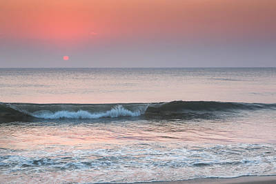 Late Summer Sunrise Poster by Bill Wakeley