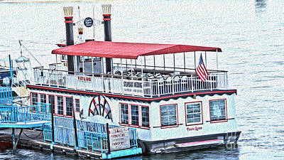 Laughlin Riverboat Poster