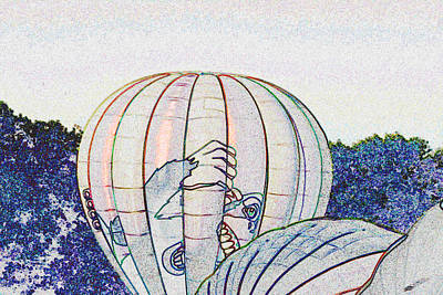 Launching King Kong - Sketch Poster