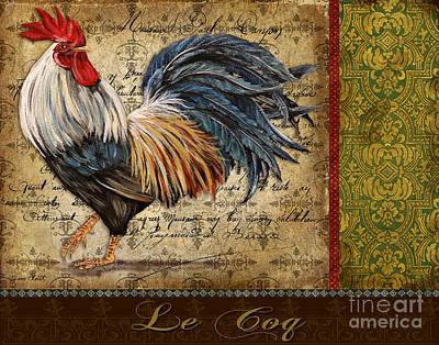 Le Coq-a Poster