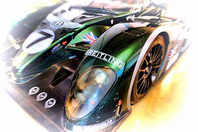 Le Mans 2003 Bentley Speed 8 Poster