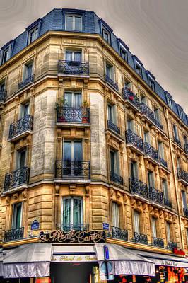 Le Plombe Du Cantal Paris Poster