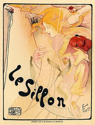 Le Sillon Poster by Gianfranco Weiss