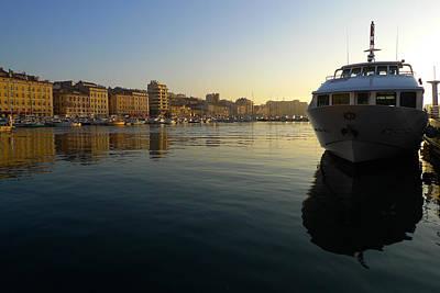 Le Vieux Port Marseille Poster