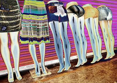 Legs 847a Poster